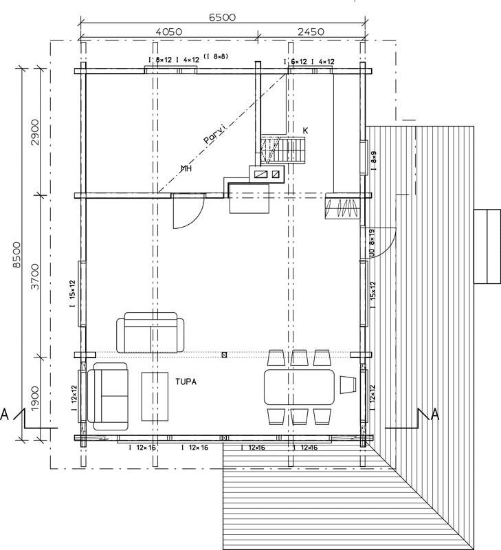 laajennus2-pohjapiirustus